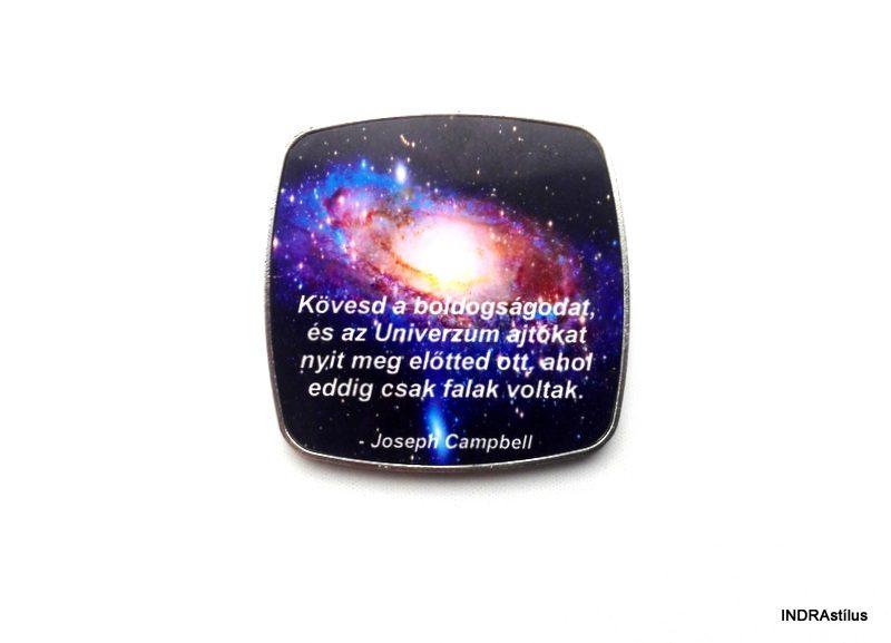 Univerzum hűtőmágnes