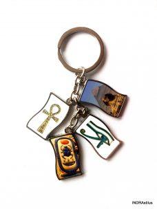 Egyiptom titkai kulcstartó